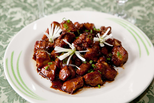 Chinese Sweet and Sour Spareribs (糖醋排骨)