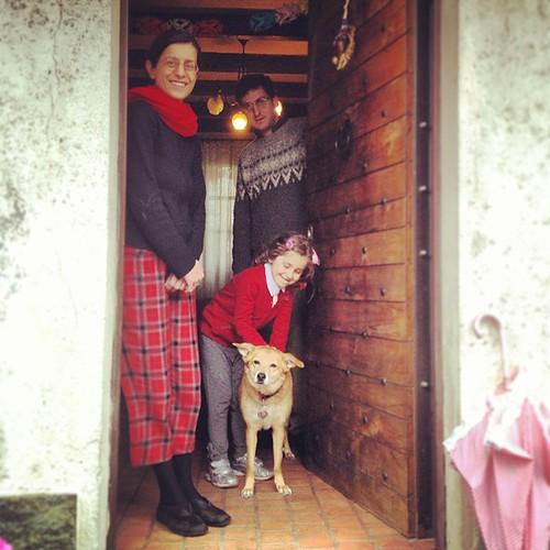 La mia famiglia torinese by la casa a pois