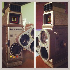 electronics, instant camera,