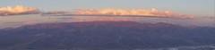 Mountain Range above Badwater