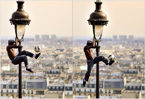 Iya Traore - Montmartre.