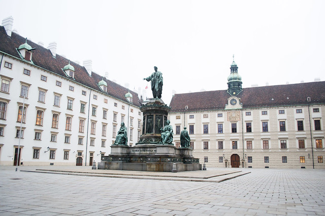 The Hofberg Palace | Vienna, Austria