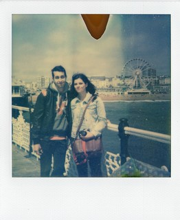 Polaroid from Brighton