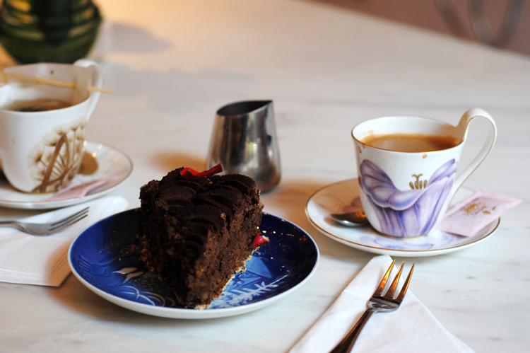 The Royal Cafe, Copenhagen