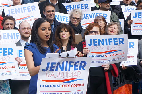 Not Just Jenny From The Block Rajkumar Talks City Council Run The Local East Village Blog Nytimes Com