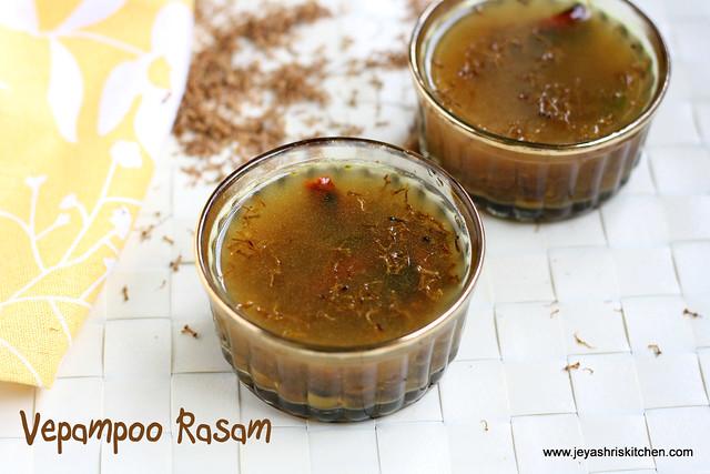 Vepampoo rasam 1