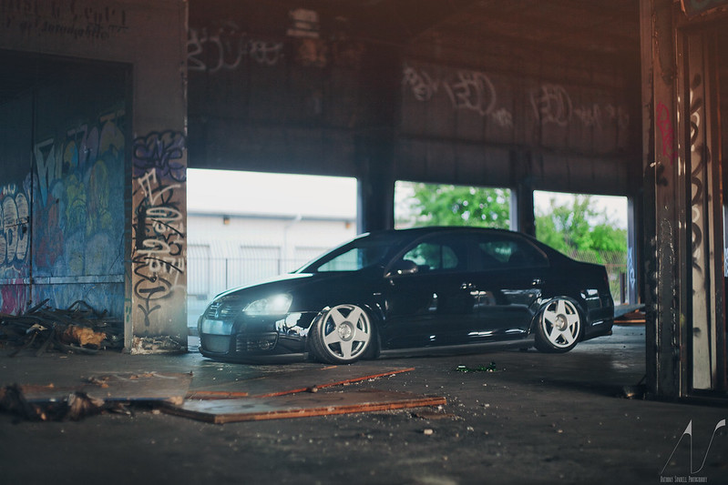 Mike's MkV Jetta