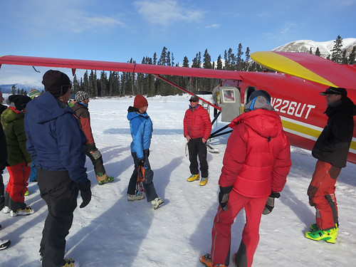 Paul Claus and the Turbine Otter at Ultima Thule Lodge with Wild Alpine Guides