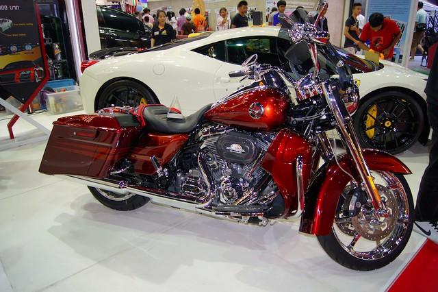 Harley Davidson Th Anniversary Deuce