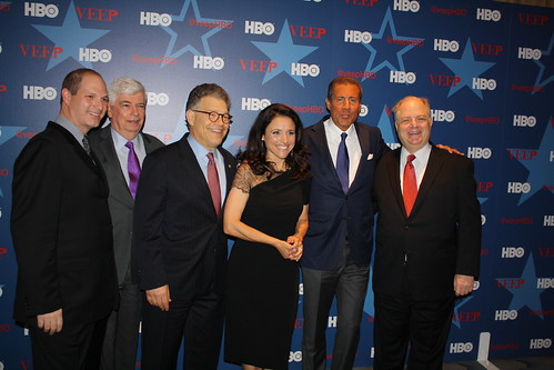 Veep Season 2 screening