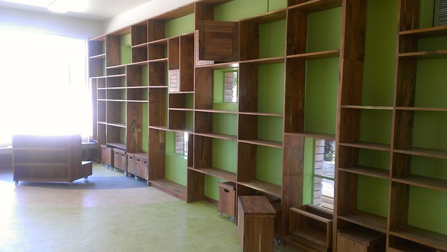Children's section, Ohangwena RSRC
