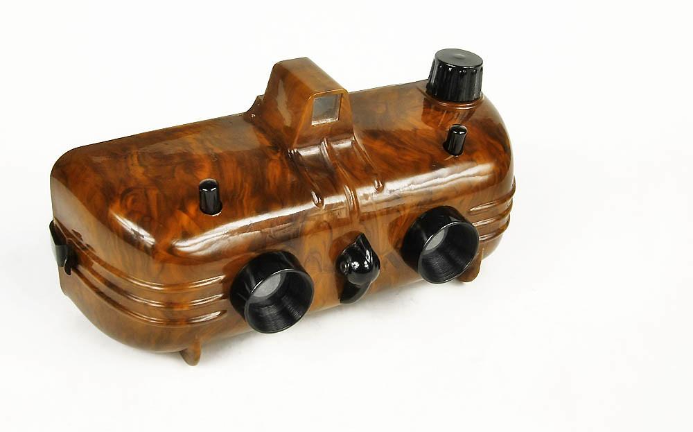 Kirk Stereo Camera - Model 33