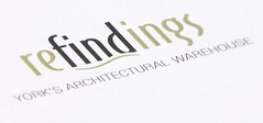 refindings Logo Design