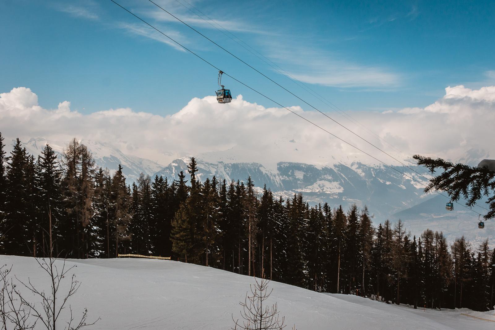 Verbier ski resort - Verbier Switzerland Ski Trip