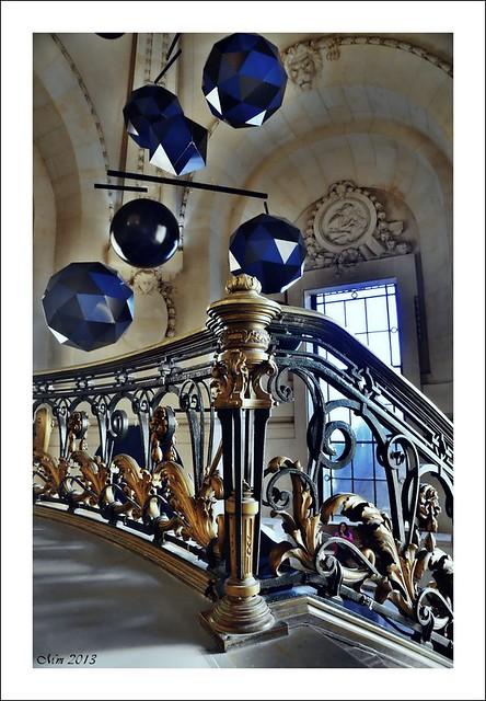 Le grand escalier flickr photo sharing - Escalier helicoidal diametre 100 ...