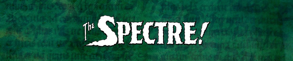 The Spectre: The Five Earths Project