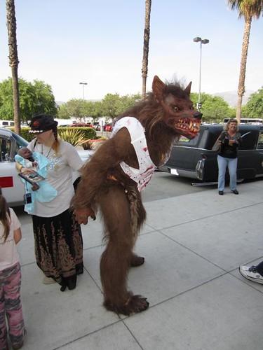 OMG Werewolf!