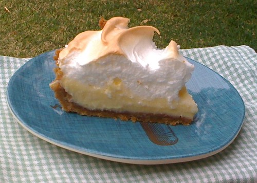 Lemon Icebox Pie