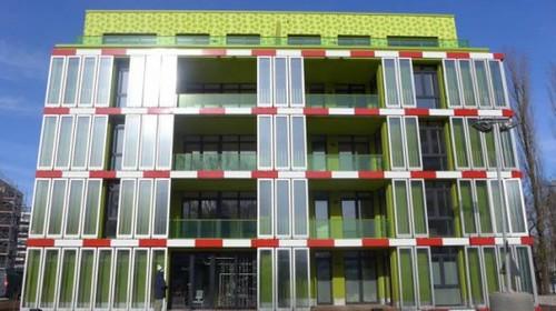 Проект BIQ – водоросли будут снабжать энергией жилое строение в Германии