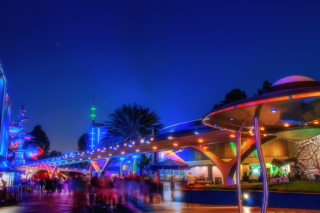 Tomorrowland Lights