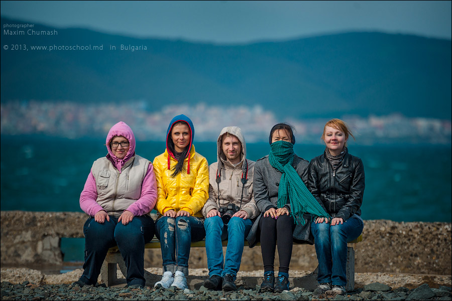 Болгария. Поездка в Несебыр.