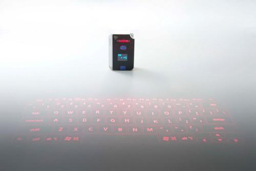 Egismos_8_Laser Keyboard(End Product)