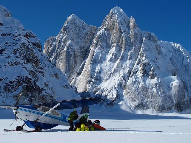 Το αεροδρόμιο Talkeetna στην Αλάσκα... Παράδεισος!