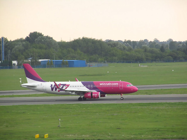 Airbus A320, HA-LYN, Wizzair