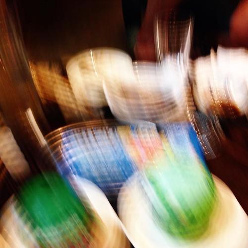 シメに懐かしい感じのアイスをいただいたのと、みんなで「おっぱい」「おっぱい」って言ってたのはなんとなく覚えてる。おっぱいいっぱいごちそうさまでした。 #大喜利 #新丸子