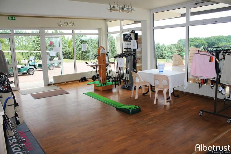 photo du golf Golf Club Les Dryades - Club House - ProShop