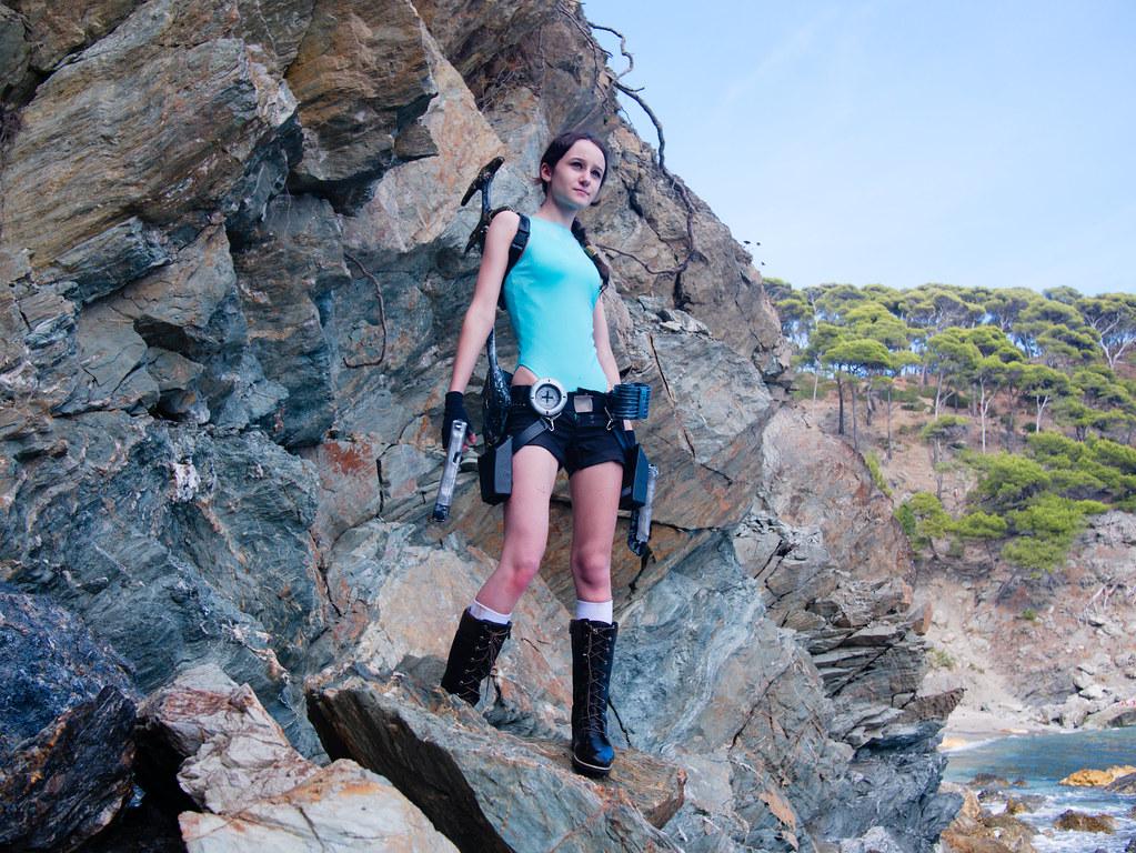 related image - Shooting Lara Croft - Calanque du Mont Salva - Six Fours les Plages - 2016-08-11- P1500522