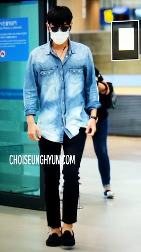 BIGBANG arrival Seoul from Macao 2016-09-05 (13)