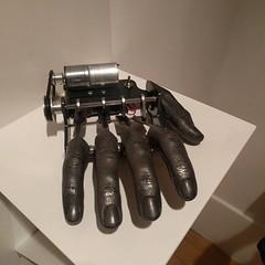 Nik Ramage's 'Fingers Mk III'. #London #Habitat #Automata