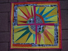 Project Quilting season 4 #3 = Sew Sunshine