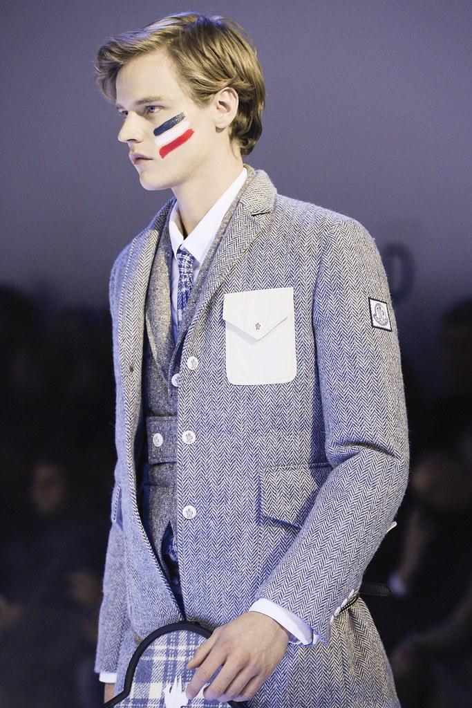 Bart Grein3100_FW13 Milan Moncler Gamme Bleu(VOGUE)