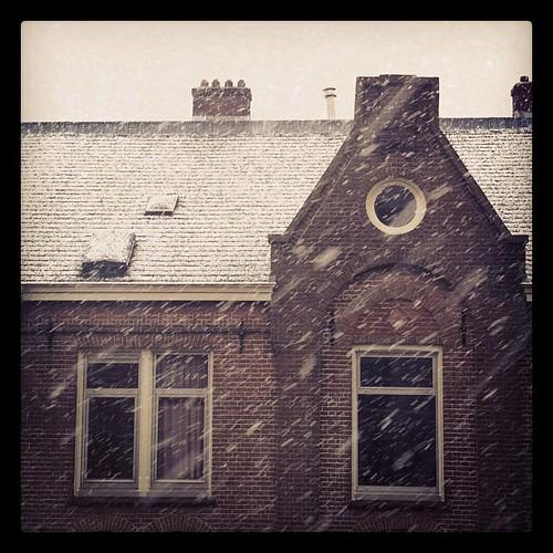 winter in Amsterdam by Fotosia