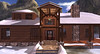 The Adirondack by Galland Homes w/ mesh snow features