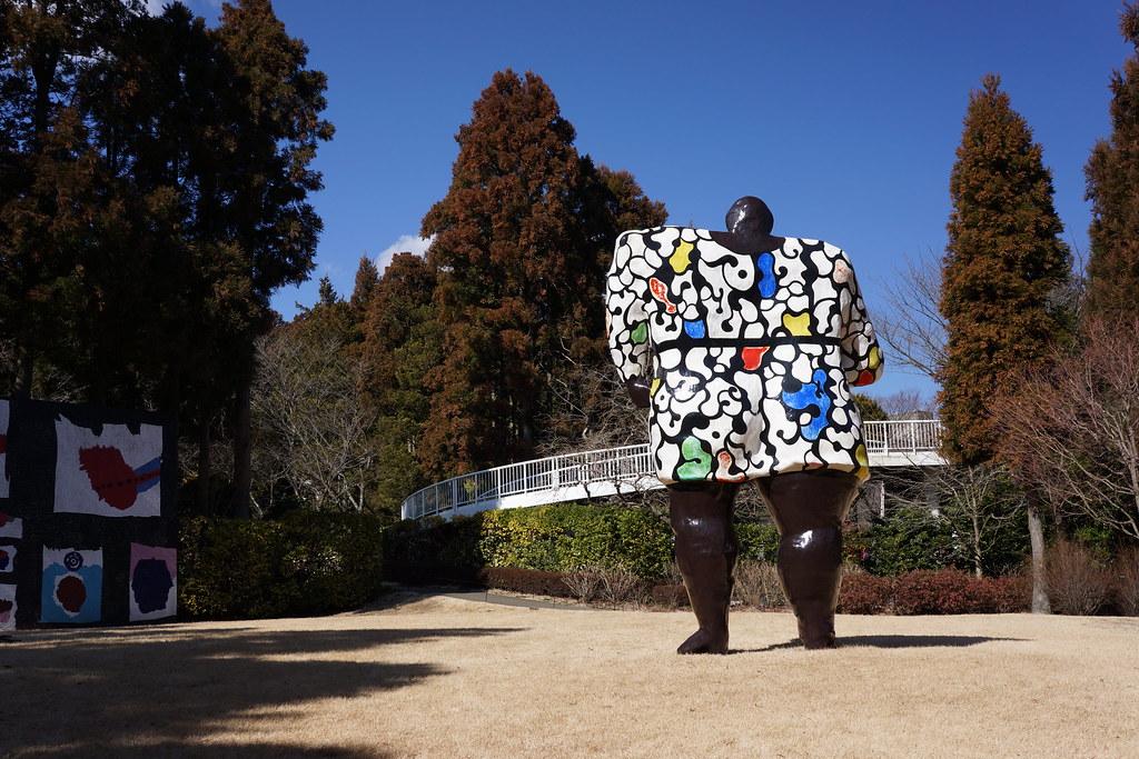 Photo:箱根彫刻の森美術館 By:Kentaro Ohno