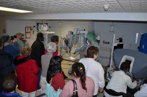 Demo of How the da Vinci Surgical System Works