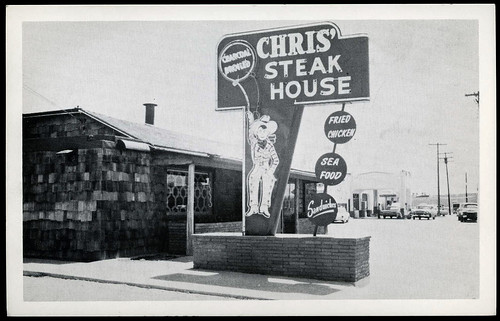 Chris' Steak House, 1960's