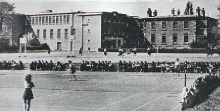 1950. St Louis convent and school in Rathmines, Dublin, Ireland