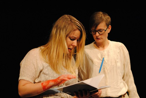 Om genier – Agnes Lundin och Jennie Åström