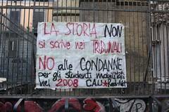 Napoli - la storia non si scrive nei tribunali