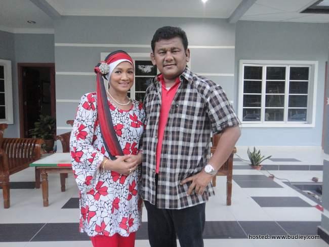 Ebby Yus dan Fadilah Mansor