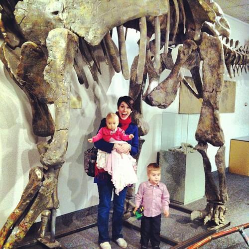 BYU Dinosaur Museum