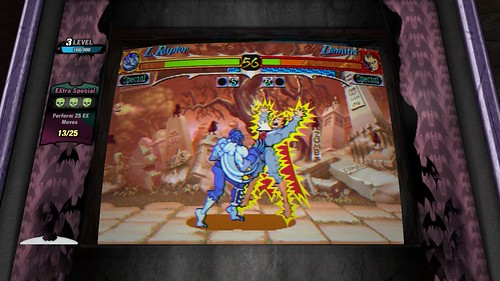 Darkstalkers Resurrection 2-14 Screens 08 (Night Warriors)