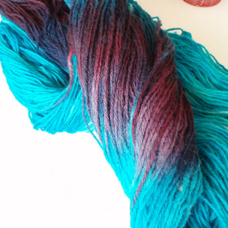 more yarn for the invader thistle