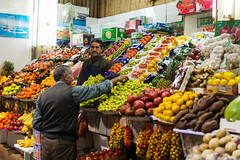 Fruits Market at Souk Al Mubarakiya
