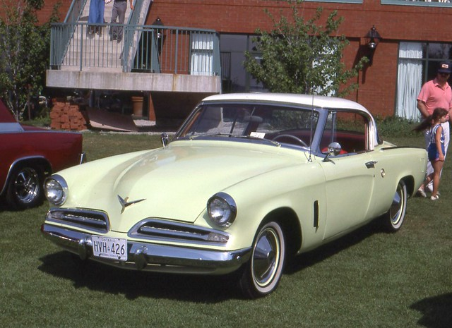 1953 Studebaker Champion Regal Starliner hardtop | Flickr ...