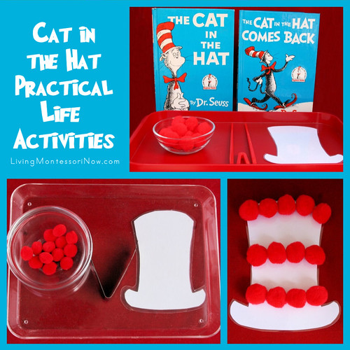 30 Dr Seuss Activities For Children on Ten Apples Up On Top Counting Printable